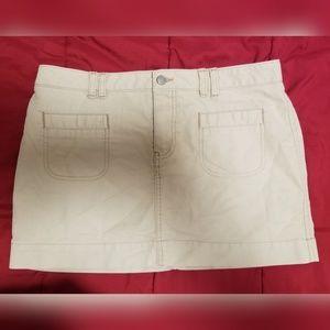 Ultra low waist Mini Skirt